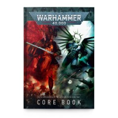 Warhammer 40k Core Rule Book - English