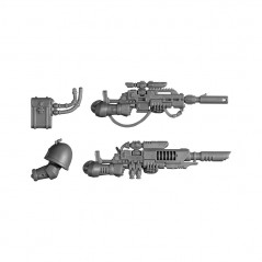 Eliminator B - Bolt Sniper Rifle & Las Fusil