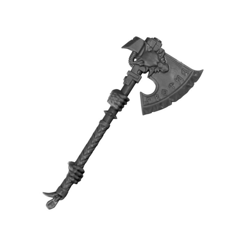 Great Frost Axe A
