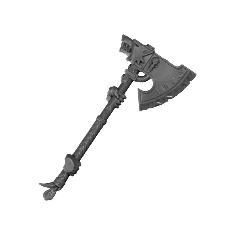 Great Frost Axe C