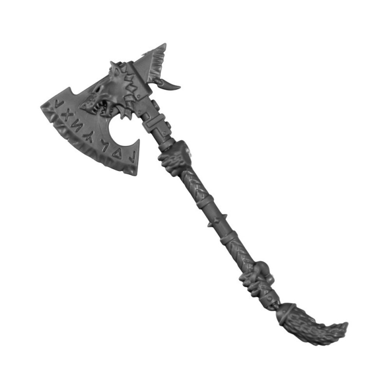 Great Frost Axe E
