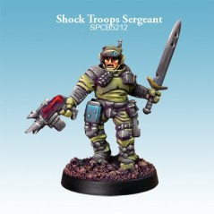 Sergent Shock Troops