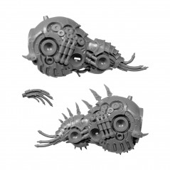 Body Chaos Space Marines Forgefiend & Maulerfiend