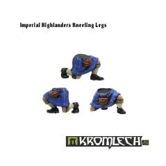 Imperial Highlanders Kneeling Legs