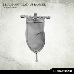 Legionary Gladius Banner