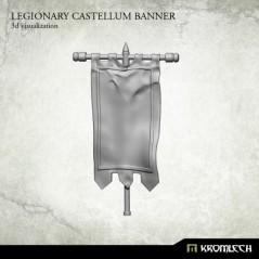 Legionary Castellum Banner
