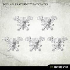 Bedlam Fraternity Backpacks