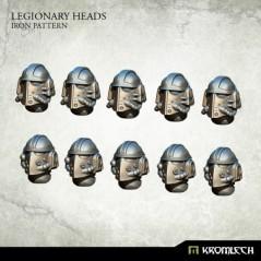 Legionary Heads: Iron Pattern