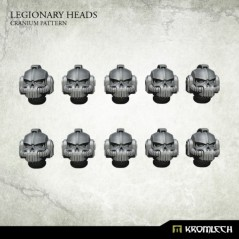 Legionary Heads: Cranium Pattern