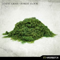 Static Grass - Forest Floor