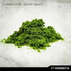 Coarse Turf - Light Green