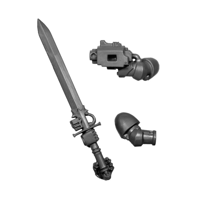 Nemesis Force Sword A Warhammer Grey Knighs bitz