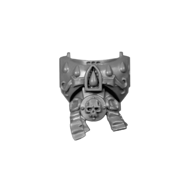 Torse B de la Compagnie de la Mort Blood Angels Space Marines.