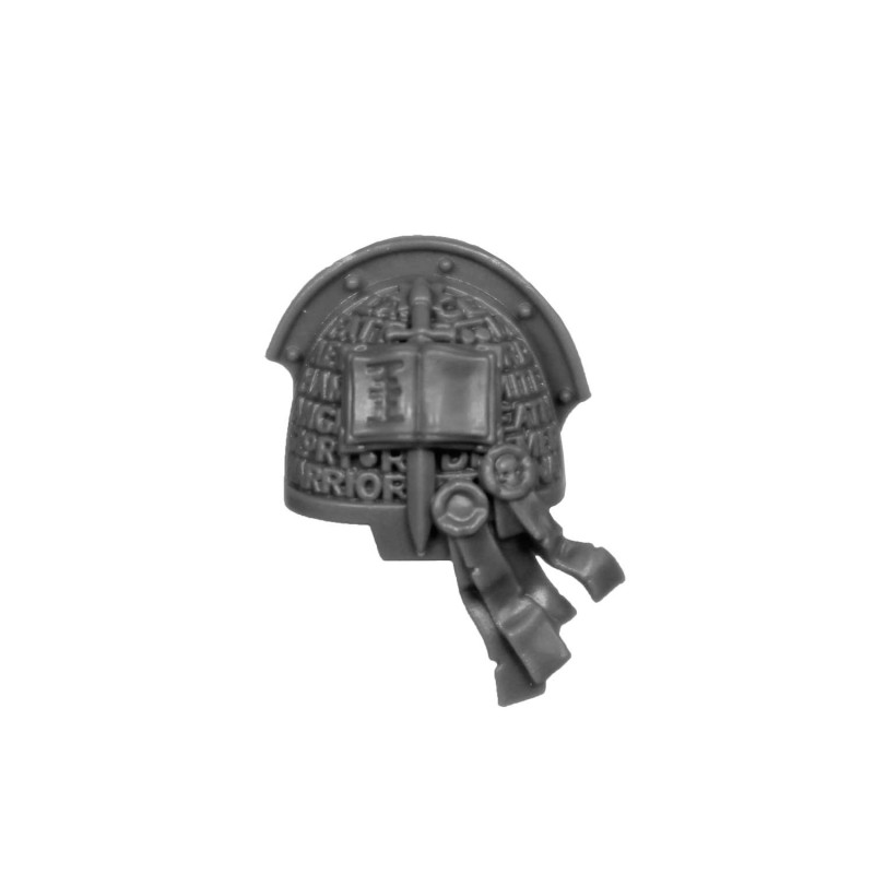Shoulder Pad A Warhammer Grey Knighs bitz