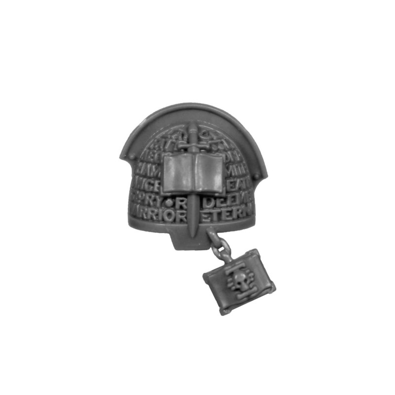 Shoulder Pad B Warhammer Grey Knighs bitz