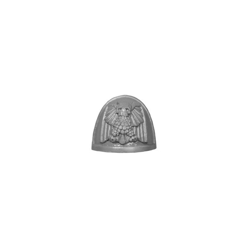 Shoulder pad with eagle Warhammer 40k Space Marines bitz