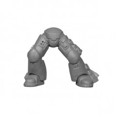Commander Legs Warhammer 40k Space Marines bitz