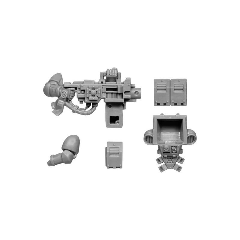 Heavy Bolter Warhammer 40k Sternguard Veterans Space Marines bitz