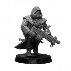Chaos Cultist of sect Tetchvar C