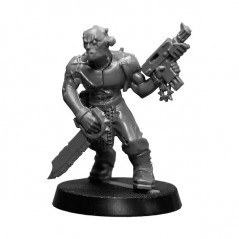 Chaos Cultist of sect Anarkus A