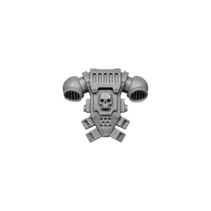Back Pack I Warhammer 40k Tactical Squad bitz