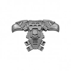 Pack Dorsal Officier Space Marines Warhammer 40k bitz