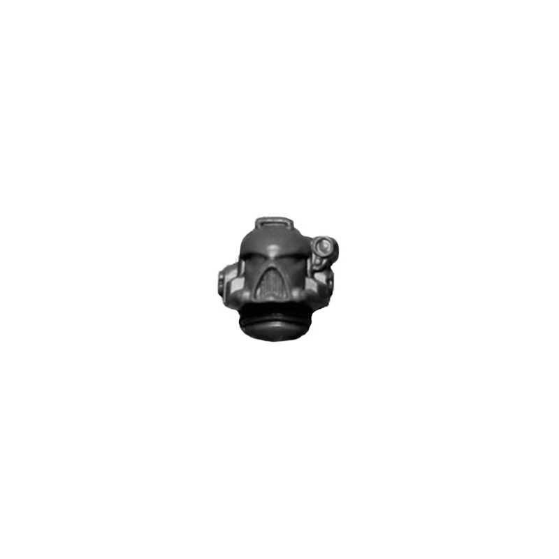 Head with Optical Warhammer 40k Space Marines Command Squad bitz