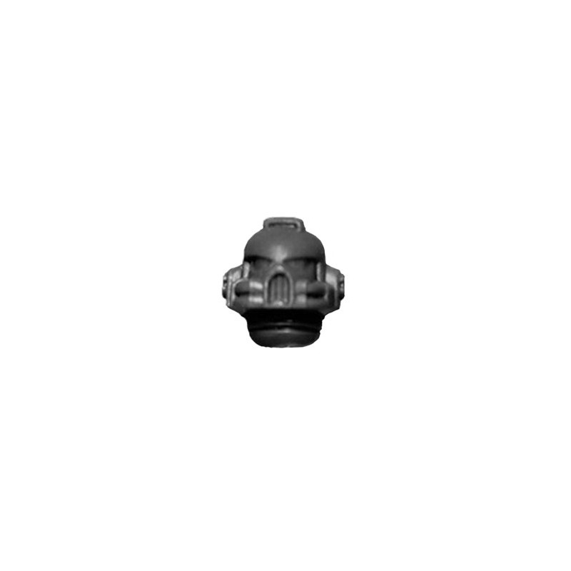 Head with Double Tube Warhammer 40k Space Marines Command Squad bitz