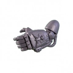 Left Arm Power Fist Warhammer 40k Space Marines Command Squad bitz