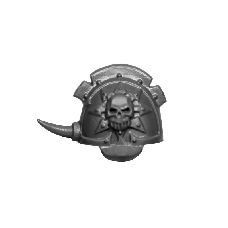 Terminator Shoulder Pad C Terminator Lord W40k bitz Chaos Space Marines