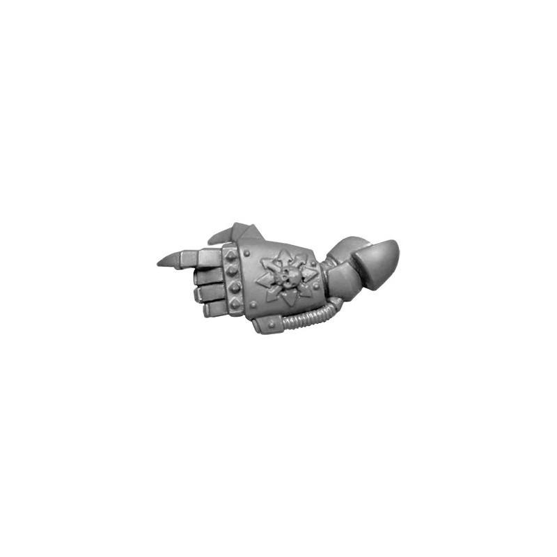 Power Fist Warhammer 40k bitz Chaos Space Marines