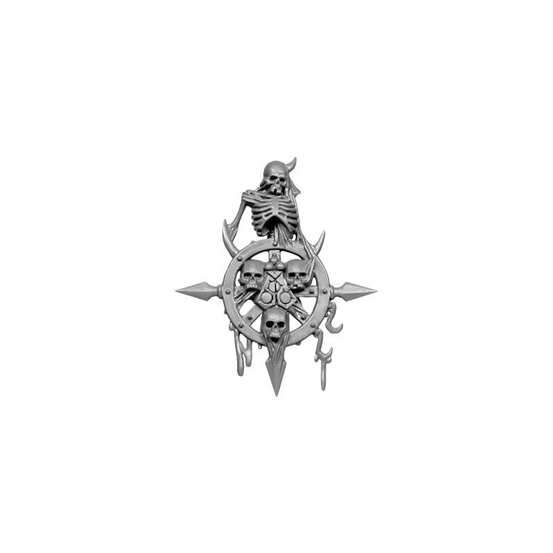 Icon of Nurgle Warhammer 40k bitz Chaos Space Marines