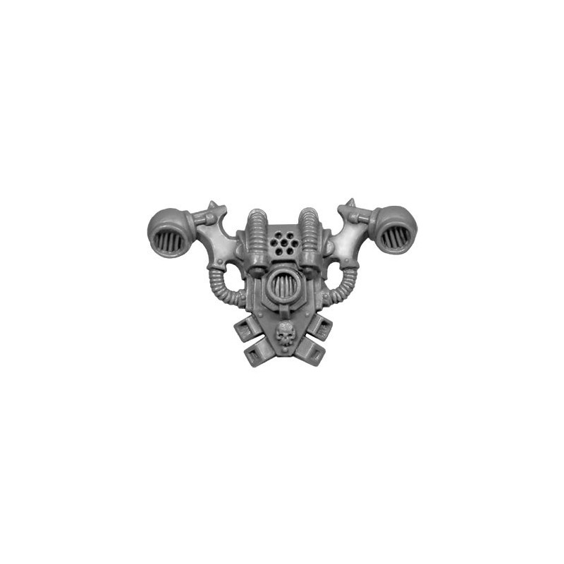 Back Pack A Warhammer 40k bitz Chaos Space Marines