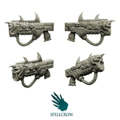 Sonic Guns Spellcrow bits