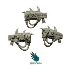 Heavy Sonic Guns Spellcrow bits