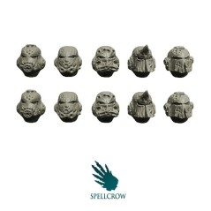 Plague Knights Heads Spellcrow bits