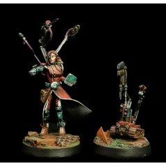 Kristiana figurine Warforge