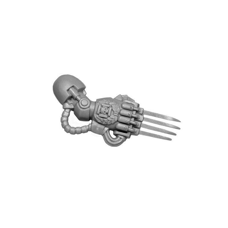 Lightning Claw Right E Warhammer 40k Terminator bitz