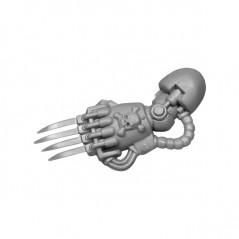 Lightning Claw Left A Warhammer 40k Terminator bitz