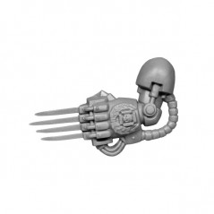Lightning Claw Left C Warhammer 40k Terminator bitz