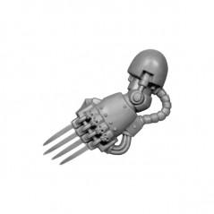Lightning Claw Left D Warhammer 40k Terminator bitz