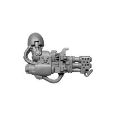 Heavy Flamer Warhammer 40k Terminator bitz