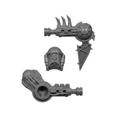 Arm Left Warhammer 40k bitz Chaos Space Marines Heldrake