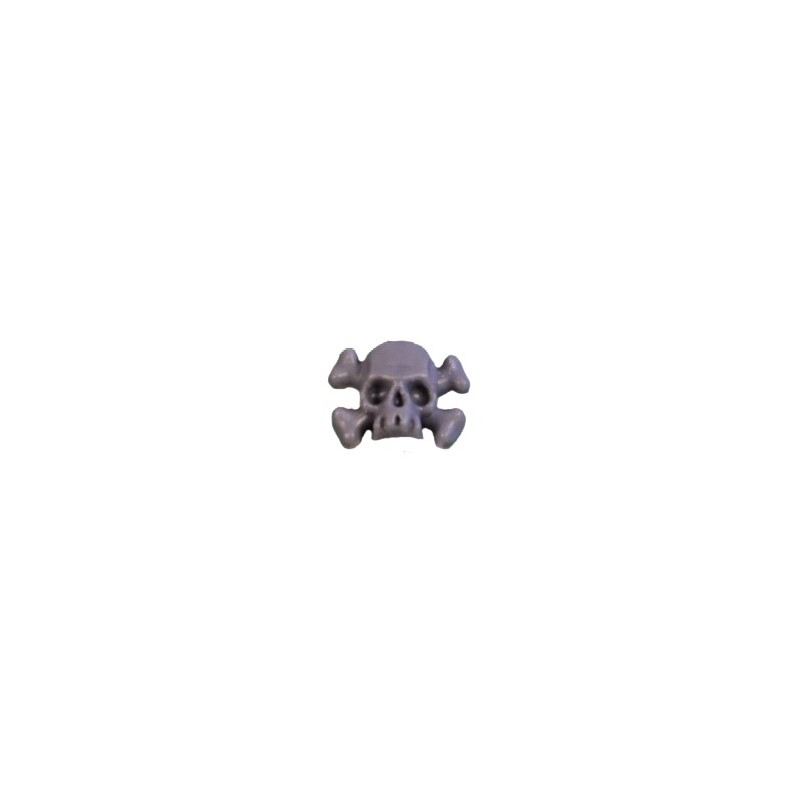 Icon with Skull Warhammer 40k Land Raider bitz