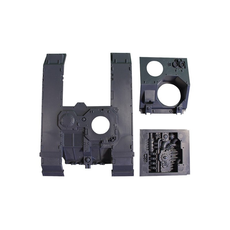 Land Raider Structure Kit Warhammer 40k Land Raider bitz
