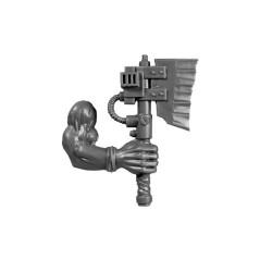Nob right arm with Choppa B bitz Nobz Orks Wh40k