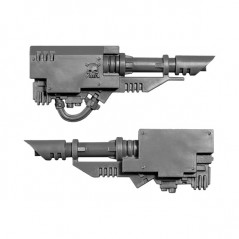 Laser cannon right Warhammer 40k Predator bitz