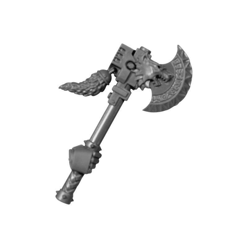 Frost Axe Space Wolves upgrade pack