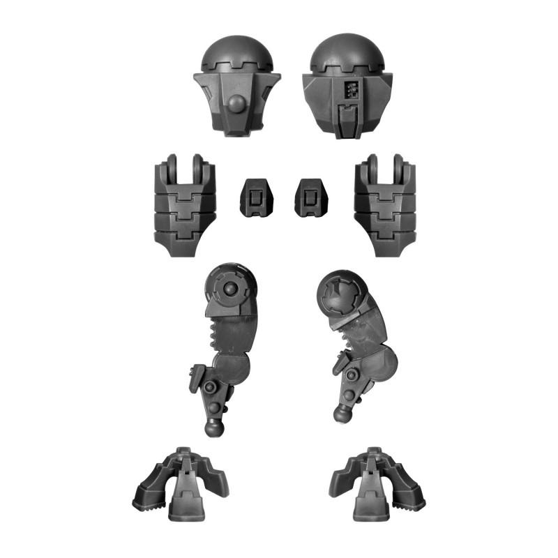 XV8 Legs A XV8 Crisis battlesuit Warhammer 40k