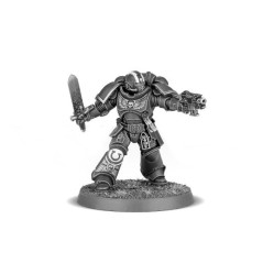 Space Marines Primaris Lieutenant with Power Sword